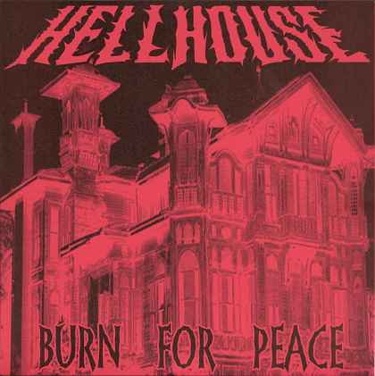 "HELLHOUSE - Born For Peace (7"" EP)"