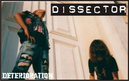 DISSECTOR - GrindNoise From Pelotas/RS