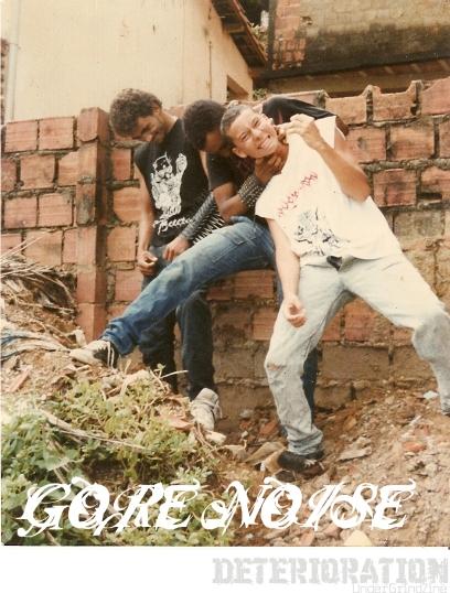 GORE NOISE (BA) <>Tovar>Tucha>Rodrigo<>