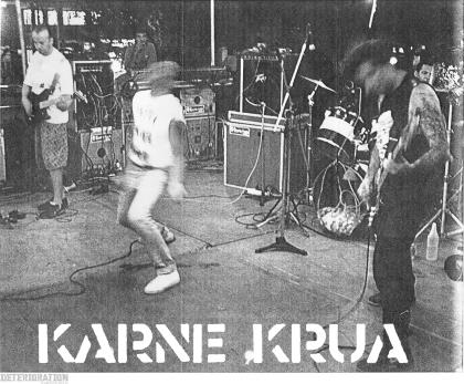 KARNE KRUA (SE) - Show Dia Mundial de Combate a AIDS [01/12/1993]