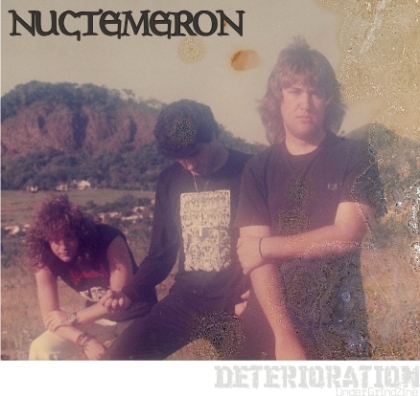 "NUCTEMERON (RS) - <> RotMind ""Guitar"" > Pussy Fucker ""Bass/Vocal"" > Gordo ""Drums"""