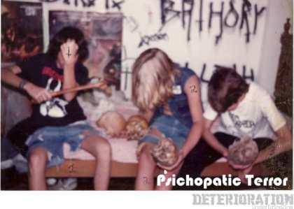 Psichopatic Terror