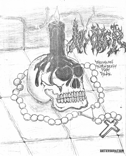 INVOKER - Malevolent Black Death Metal...