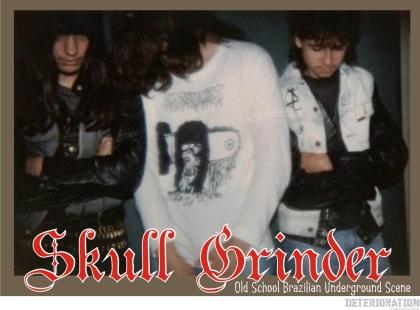 Skull Grinder (RS) - Rulles Old School Underground Scene