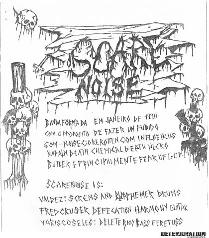 SCARE NOISE - Salvador/BA
